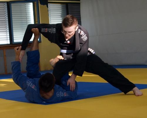 Brazilian Jiu Jitsu Dokan
