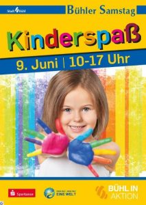 Flyer Kinderspaß