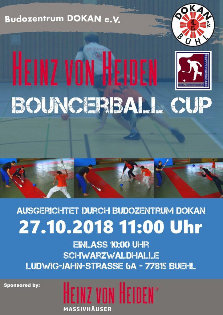 Heinz-von-Heiden Bouncerball Cup @ Schwarzwaldhalle Bühl | Bühl | Baden-Württemberg | Deutschland